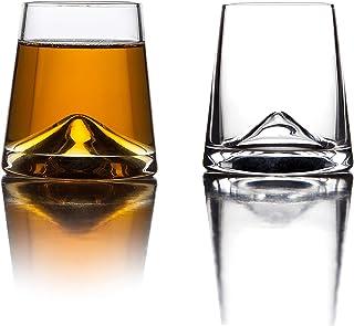 Sempli Monti-Shot, Clear Shot glasses, Set of 4