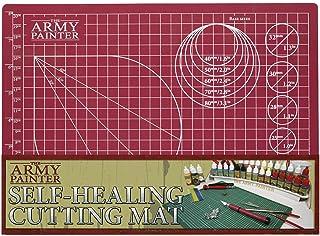 The Army Painter | Self-Healing Cutting Mat | Tapis Anti-Dérapant Double-Face en PVC 3 Plis, Planche de Découpe A4 pour As...