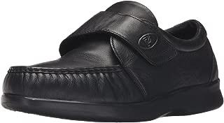 Propet Men's Pucker Moc Strap Shoe