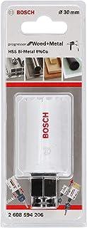Bosch Professional hålsåg Progressor for Wood & Metal (för trä och metall, Ø 30 mm, tillbehör borrmaskin)