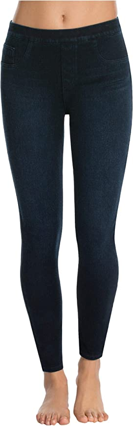 eb37c66e3a4171 Spanx. Look at Me Now Seamless Side Zip Leggings. $42.00MSRP: $75.00.  Jean-ish Ankle Leggings