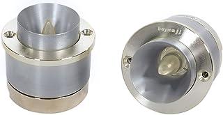 Ast05 1.5 Inch 200 Watt(pair) Competition Series Bullet Tweeters with Aluminium Diaphragm
