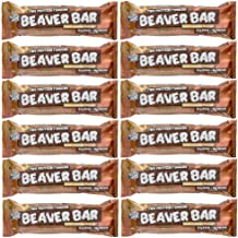 Muscle Moose Beaver Protein Bars – 60g Bar- Choc Caramel Pack of 12 Estimated Price : £ 22,50