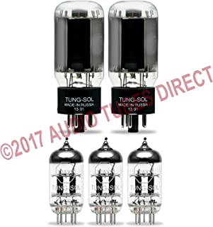 Tung-Sol Tube Upgrade Kit For Fender Hot Rod Deville/Hot Rod Deluxe Amps