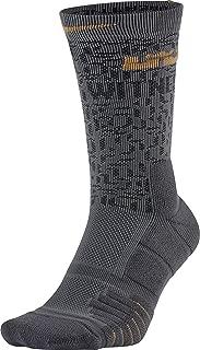 Men`s Elite LeBron Quick Basketball Crew Socks