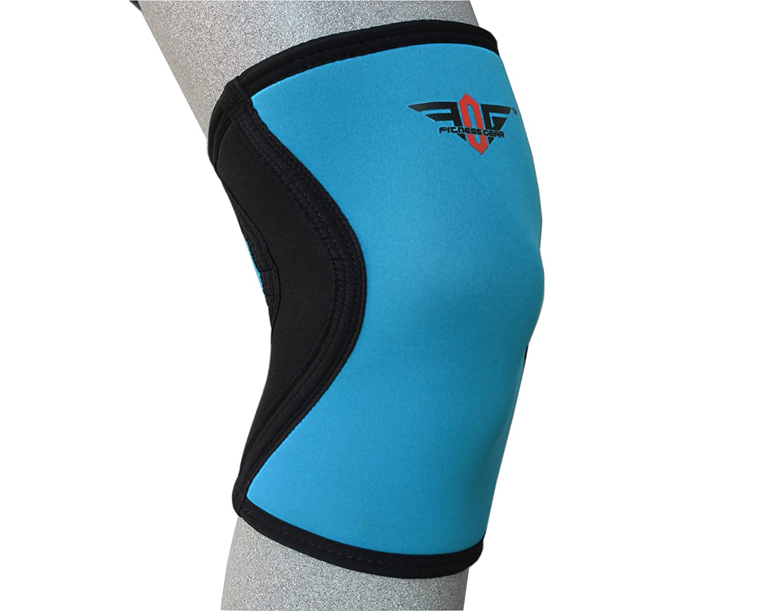 Dallas Mall Knee Sleeve - 5MM Compression Brace For gift Cro Squats Support