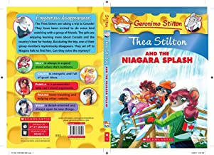 Thea Stilton #27: Thea Stilton and Niagara Splash