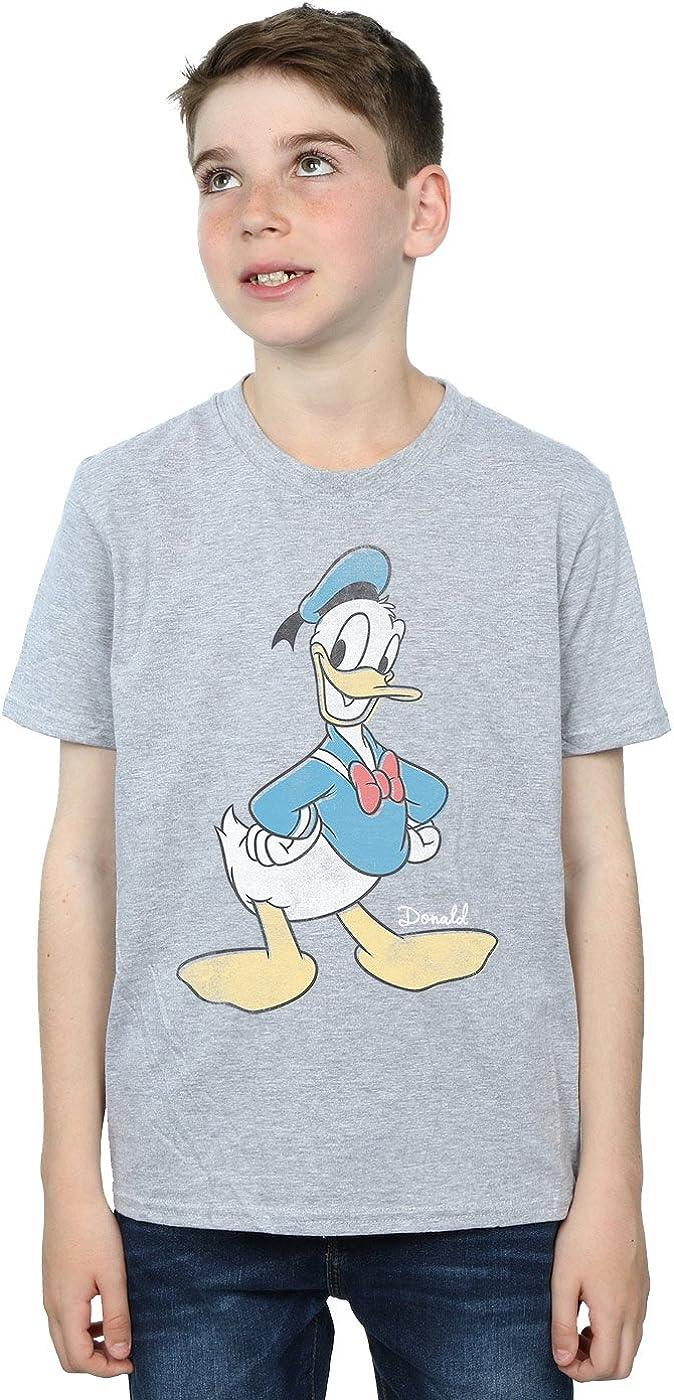 Disney Boys Donald Duck Classic Donald T-Shirt