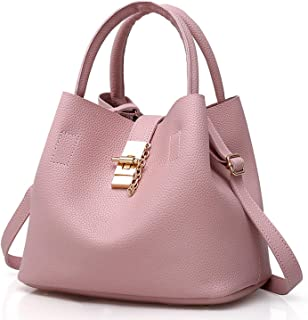 Women's Handbags Candy Shoulder Bags Ladies Totes Simple Trapeze Women Messenger Bag