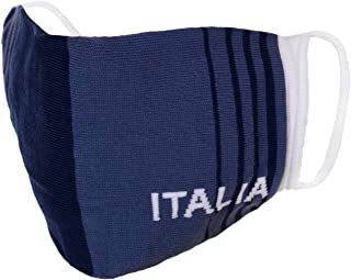 Euroscarves Cotton Balaclava Face Cover Italia Italy