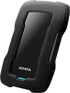 ADATA HD-1791 DD Externo 1Tb HD330 2.5 USB 3.1 Slim Contragolpes Negro Windows/Mac/Linux,