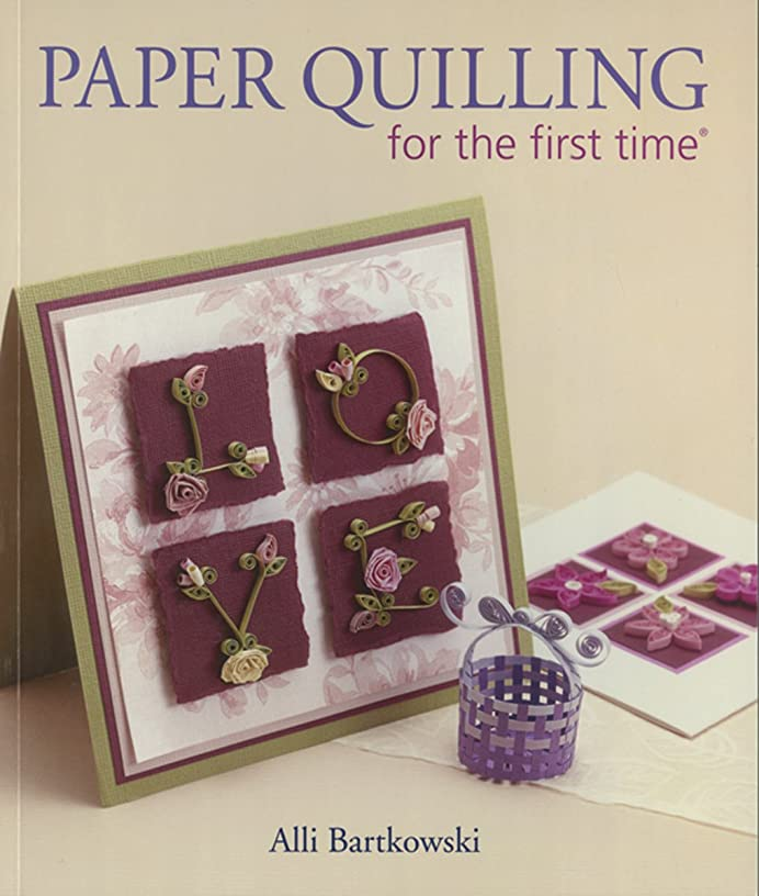 Lark Books-paper Quilling For The First Time