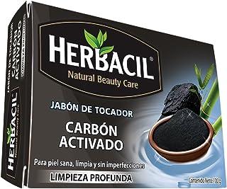 Herbacil Jabón de Carbón Activado