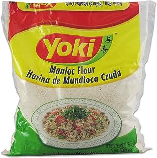 Farinha de Mandioca Crua - Yoki - 500 gr