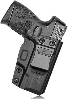 Details about  /Gripper Gun Holster fits Taurus PT-111 Millennium G2 Pistol Waistband Pocket