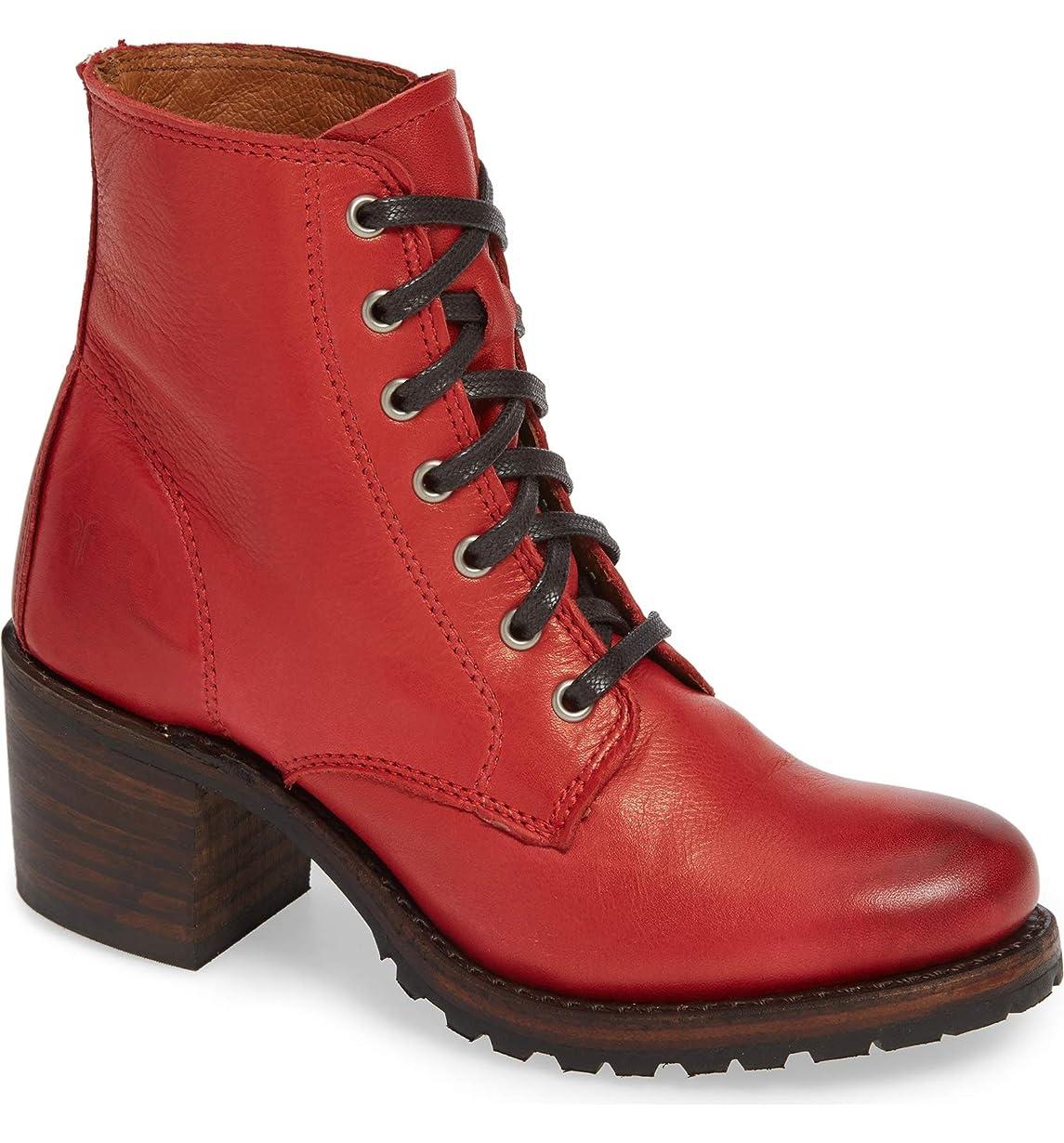 セグメント見通し動機付ける(フライ) FRYE 女性の `サブリナ`ブーツ Women`s `Sabrina` Boot (並行輸入品)