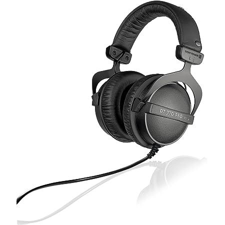 【国内正規品】beyerdynamic 密閉型オーバーヘッドヘッドホン レコーディングモニター用 DT 770 PRO 32