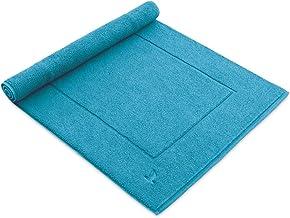 möve Superwuschel Bath mat 60 x 100 cm Made of 100 % Cotton, Lagoon