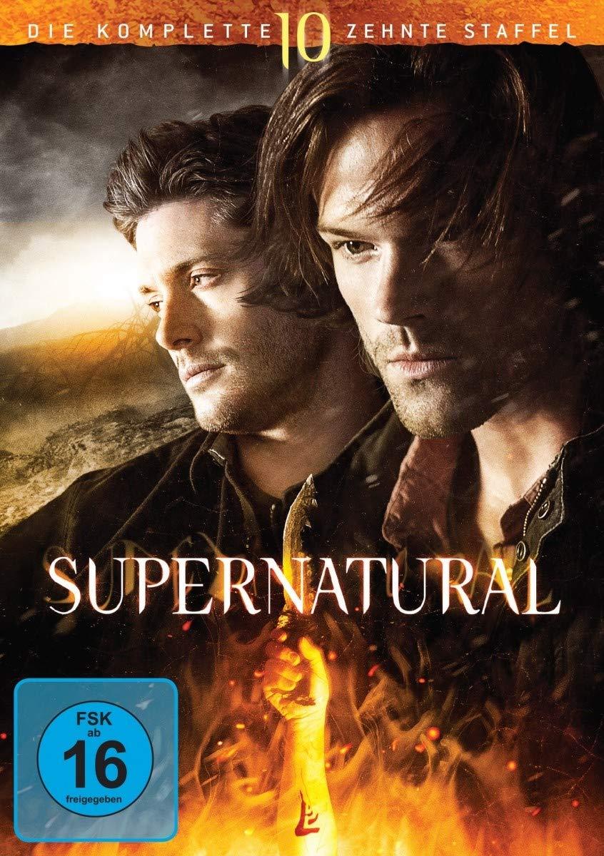 Supernatural - Die komplette zehnte Staffel [DVD]