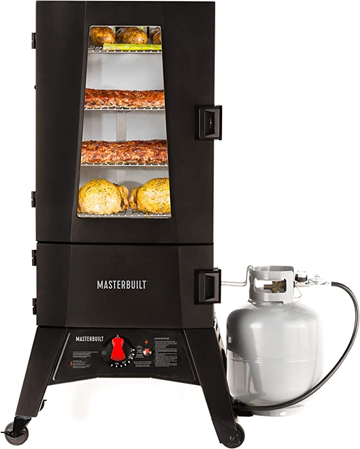 Masterbuilt MB20051316 Propane Smoker – Best Among Durable Smokers