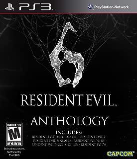 Resident Evil 6 Anthology - Playstation 3