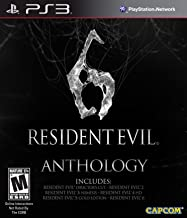 Resident Evil 6 Anthology - Playstation 3