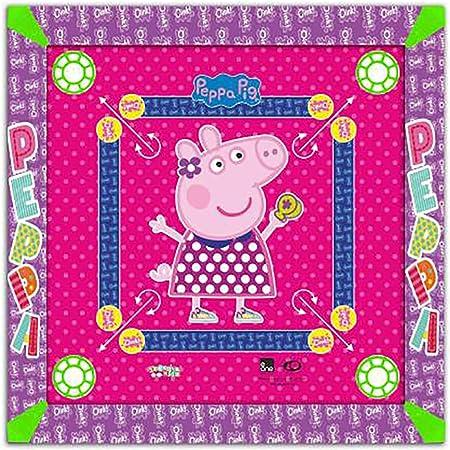 Peppa Pig Kids Carrom Board (20x20 inch)_Assorted Design