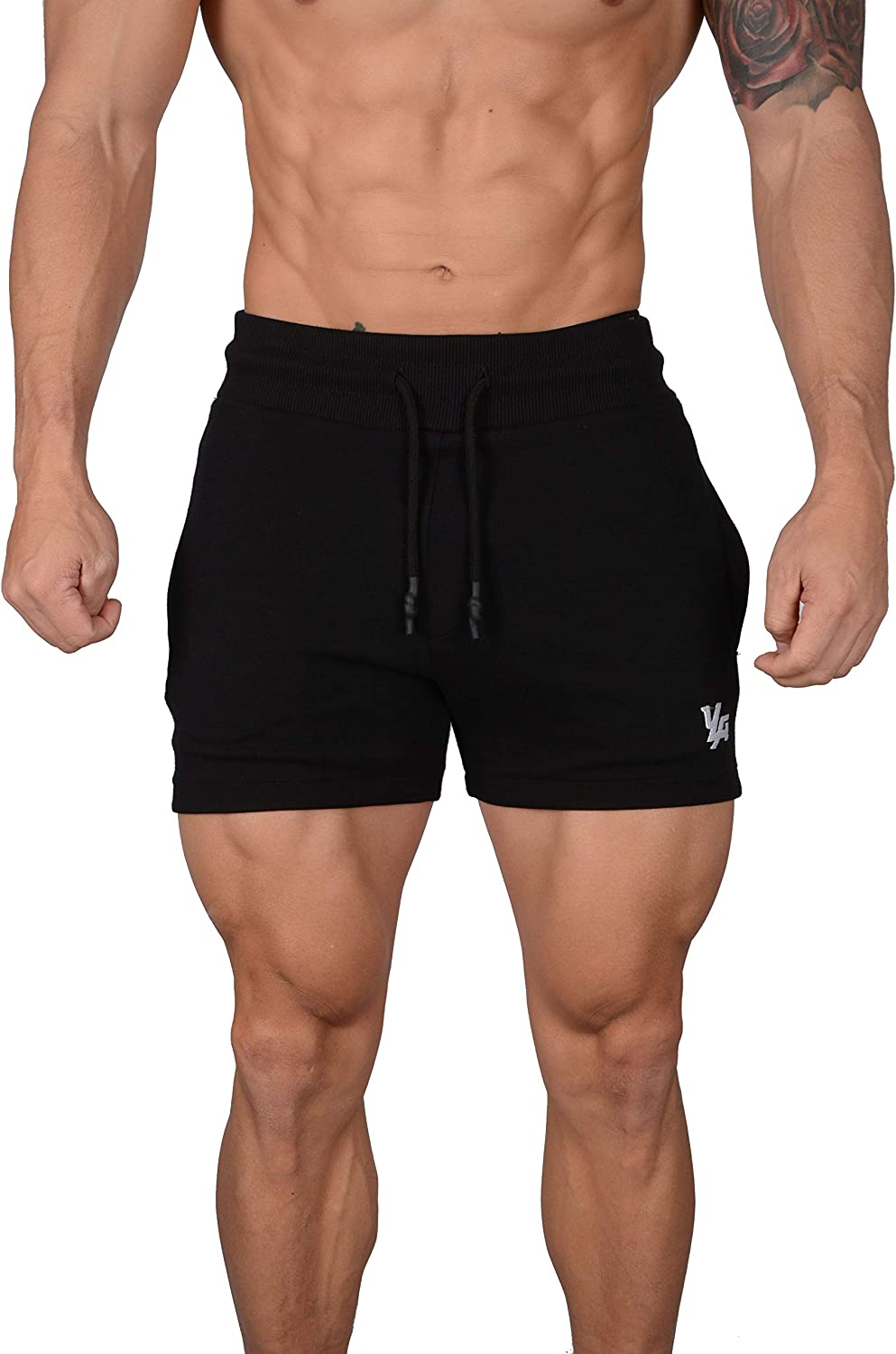 YoungLA NEW Bodybuilding Shorts for Men Lifting Weight Classic Oklahoma City Mall Sho