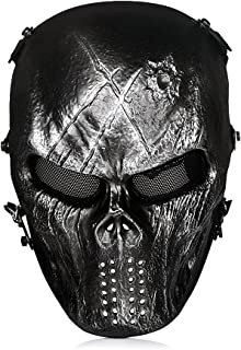 Best futuristic half mask Reviews
