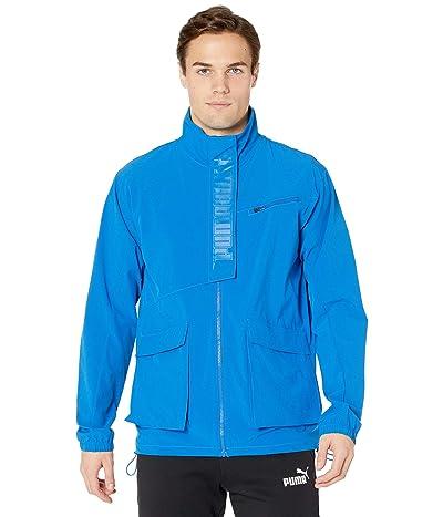 PUMA Train First Mile Mono Jacket (Lapis Blue) Men