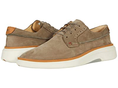Sperry Gold Commodore Plushwave Oxford