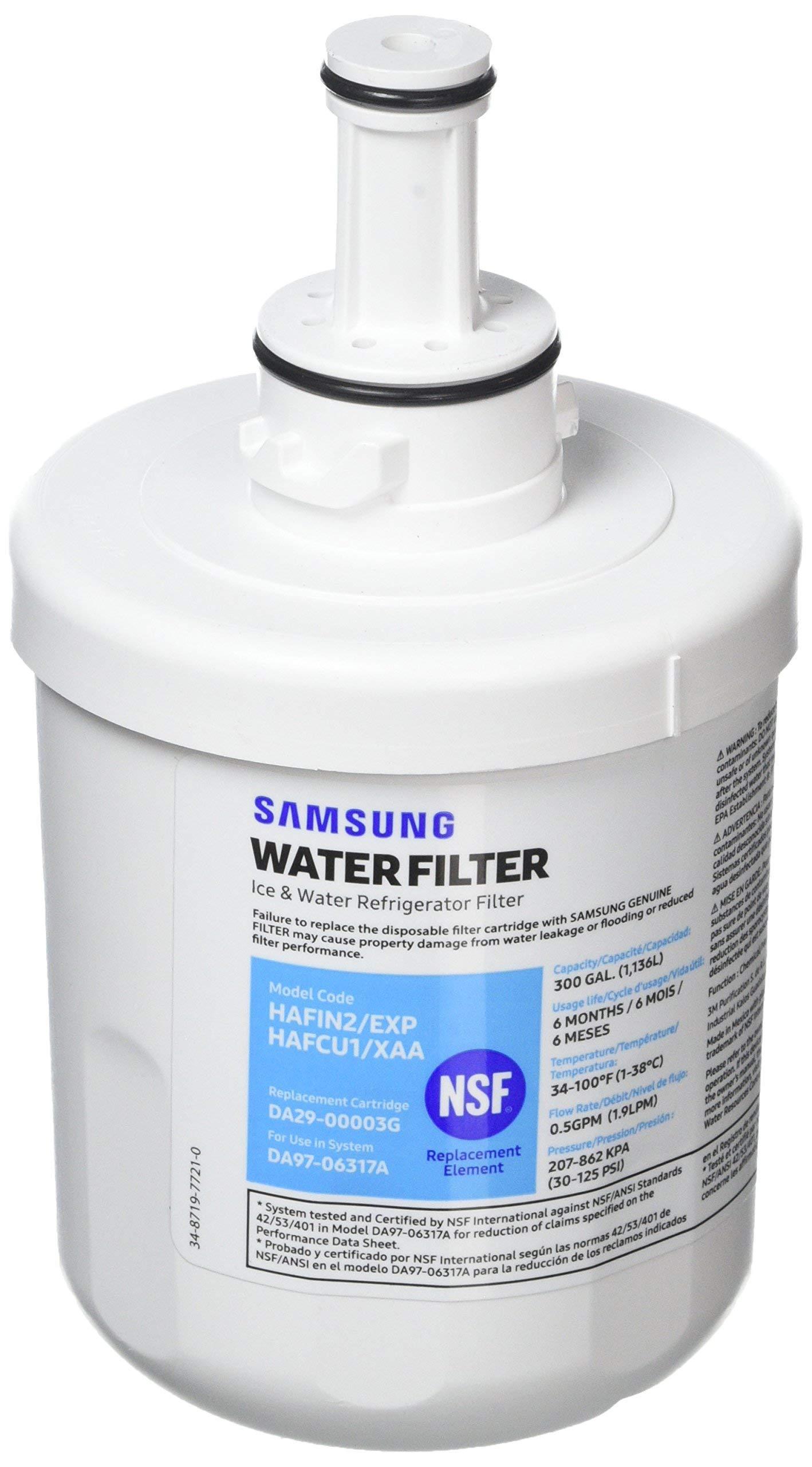 Samsung HAFIN2//EXP// DA2900003G Fridge Water Filter