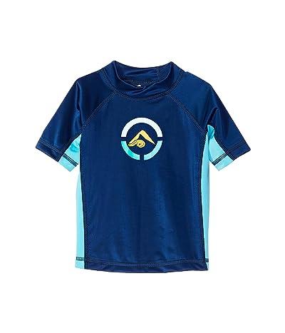 Kanu Surf Haywire UPF 50+ Sun Protective Rashguard Swim Shirt (Toddler)