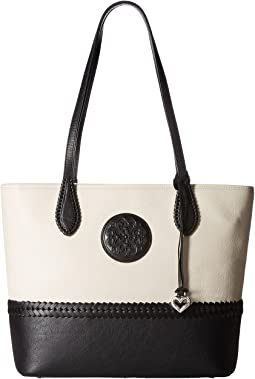 Flavia Color Block Tote