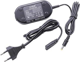 vhbw Kamera Netzteil Netzkabel kompatibel mit General Imaging GB 50 Kamera, Digitalkamera, DSLR   Netzteil + DC Kuppler, 2m