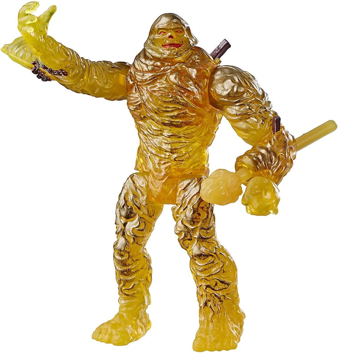Planet Superheroes Spiderman Action Figure Molten_Man Far from Home