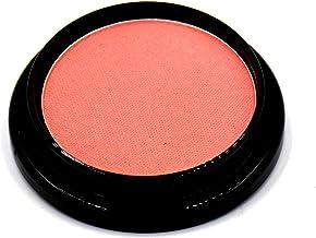 Pure Ziva Pink Coral Light Pale Pink Bubble Gum Pink Peach Orange Blush Pressed Cheek Color Contour Powder, Talc & Paraben Free, 4 Grams, No Animal Testing & Cruelty Free