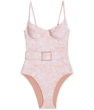 We Wore What Danielle One-Piece (Dusty Pink) Women