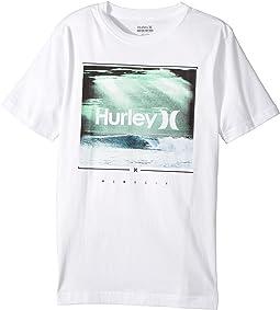 Hurley Kids - Open Mind T-Shirt (Big Kids)