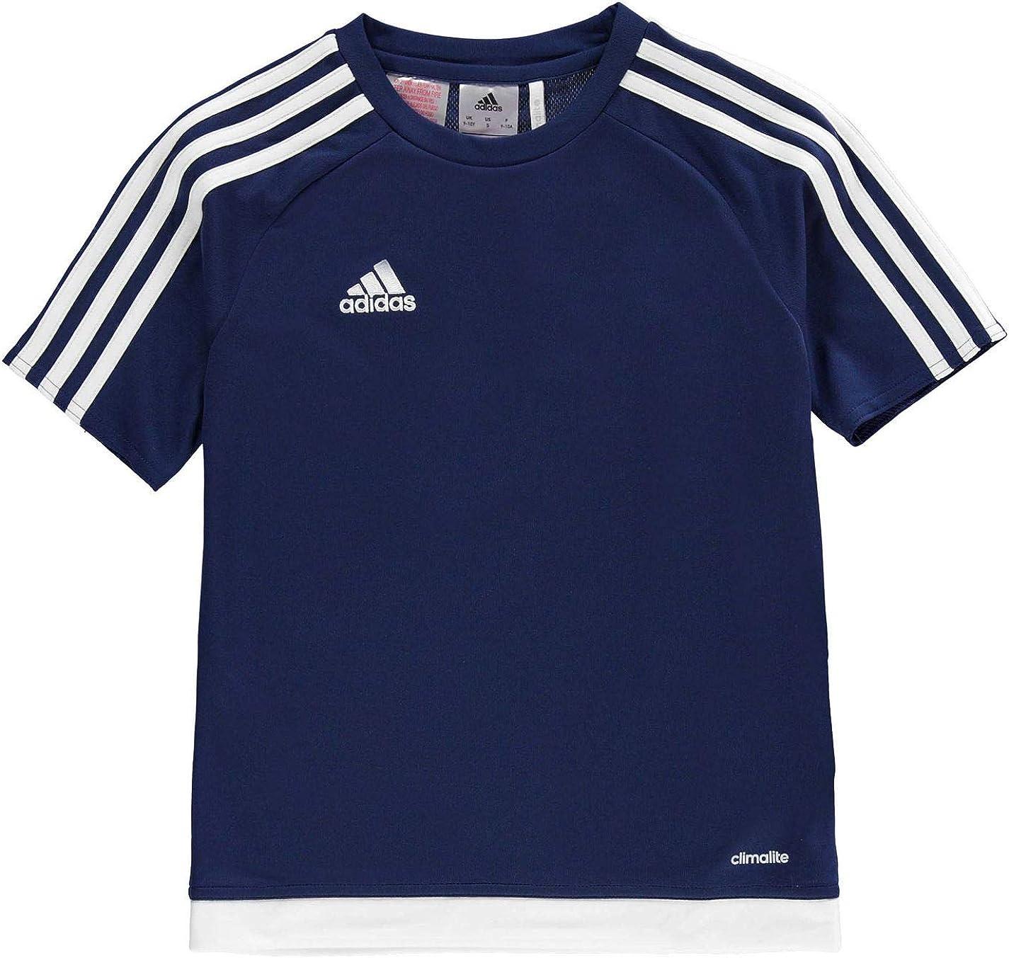 adidas Sereno Y T-Shirt Camiseta para niños. Unisex niños