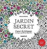 Jardin secret - Edition Collector - Marabout - 08/10/2014