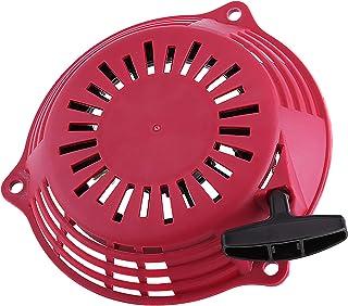 SANON Arrancador de Retroceso Arranque de Arranque Ensamblaje para Generadores Honda Gc135 Gc160 Gcv135 Gcv160 En2000