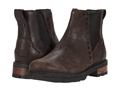 SOREL Lennox Chelsea Stud (Blackened Brown) Women