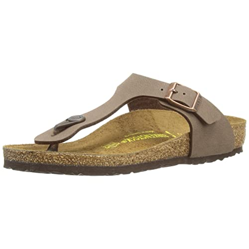 best website 5f9f5 c456a BIRKENSTOCK Gizeh Nubukleder: Amazon.de