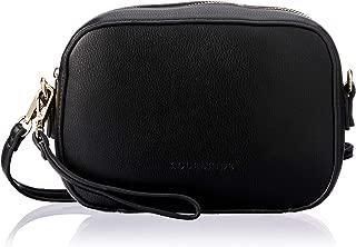 Louenhide Australia 7407Bk Xavier Crossbody Bag, Black