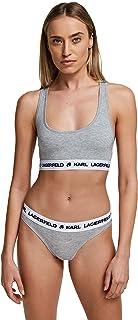 KARL LAGERFELD Logo Brief Calzoncillos para Mujer