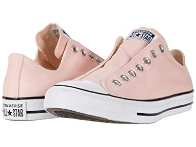 Converse Chuck Taylor All Star Slip-On (Storm Pink) Slip on Shoes