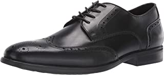 Kenneth Cole REACTION Edge Flexible Wing Tip Lace Up mens Oxford