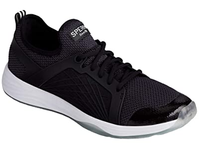 Sperry H2O Mooring Lace-Up (Black) Women