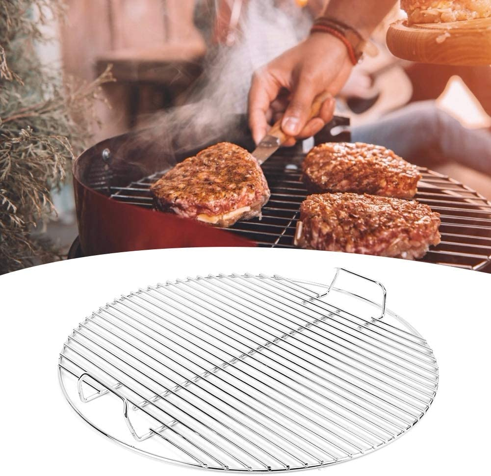 Ultra-Cheap Deals BBQ Mesh wholesale Cooking Grate Nonstick Safe Metal Grill Cook for Baking